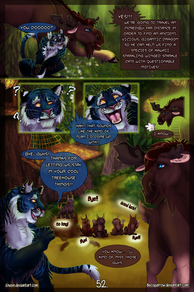 The Last Aysse: Page 52
