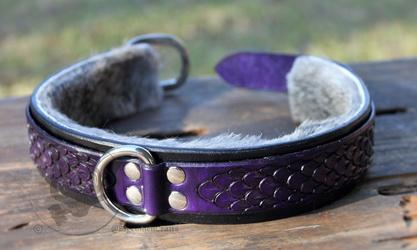 Jadedwolf85's Dragonscale Collar