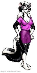 (2003) Character Profile: Callisto