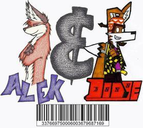 Alek & Dodge on the Radio Logo
