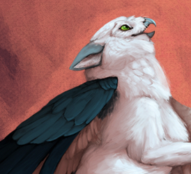 Commission: Wolfgryph