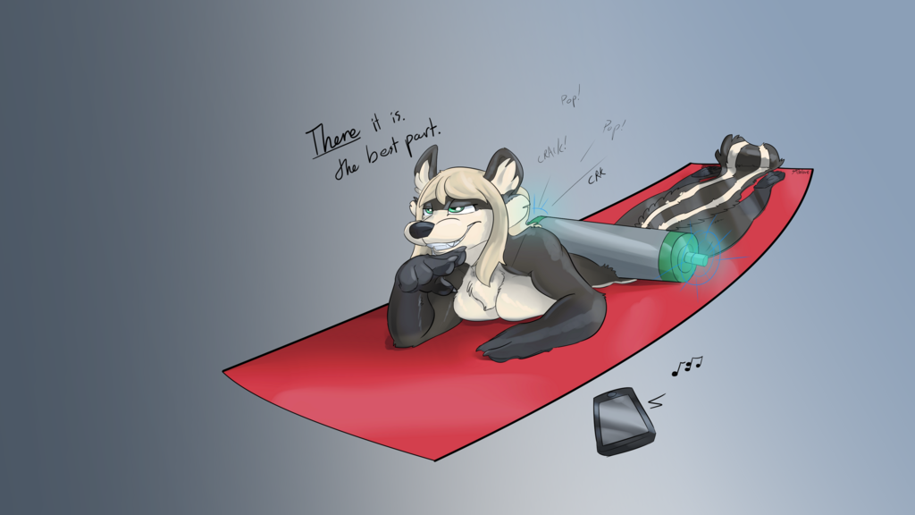 Comm -  Nik_Clarkson - Skunk Rolled Out
