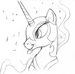 Nightmare Blep (Sketch)