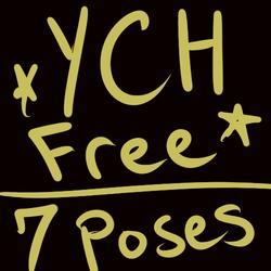 Free YCH - Warrior