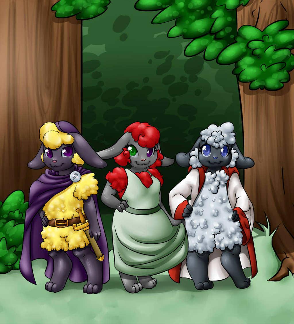 Wooly Adventures