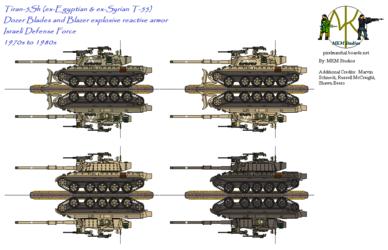Israeli Tiran-5Sh