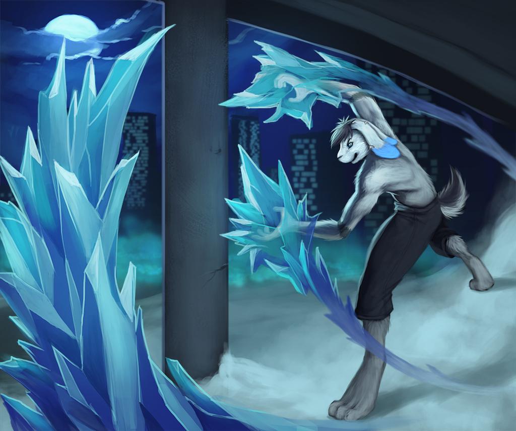 I said Freeze!