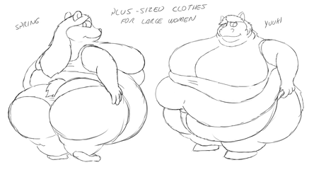 Large Clothes for Sale!