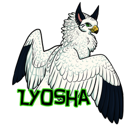 Lyosha badge