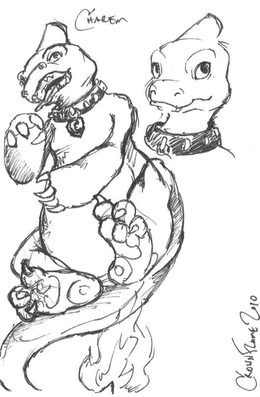 HTTYD-Styled Charem! - by CrownFlame