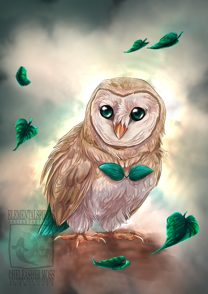 Featured image: Rowlet Used Razor Leaf