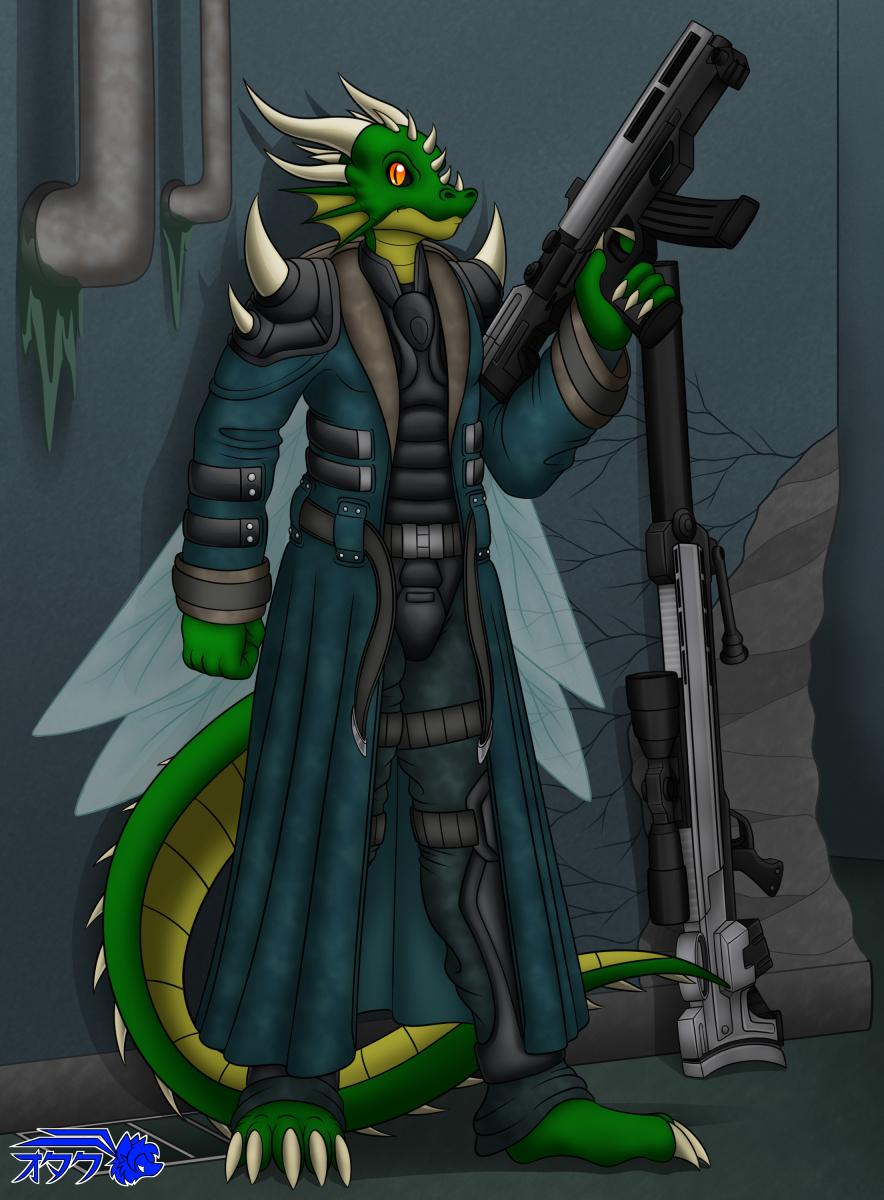 Shadowrun ref: Sylanthis