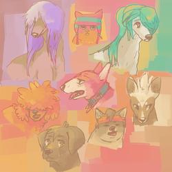 inazuma dogs