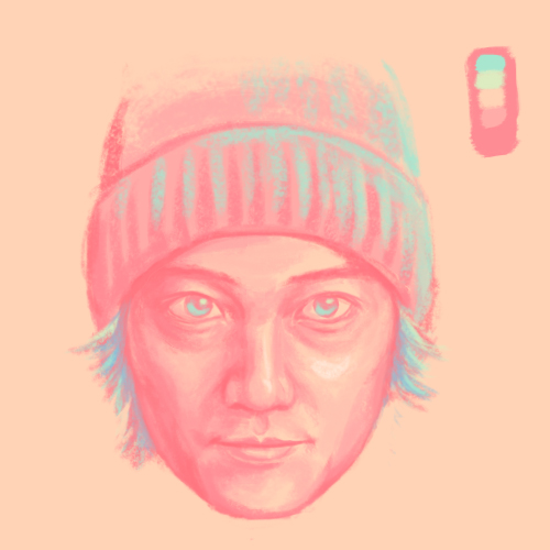 Palette Challenge: Nakai Masahiro