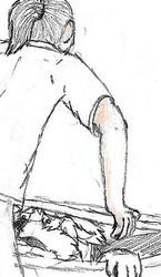 Sketchtober 11th - Cruel