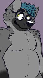 Teal Hyena