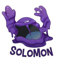 Solomon the Muk badge