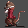 Dashing Rat