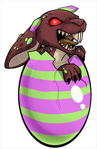 The Plague Bunny