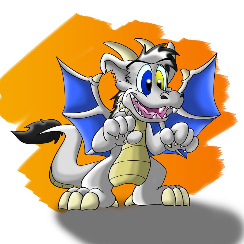 Hyper the Dragon