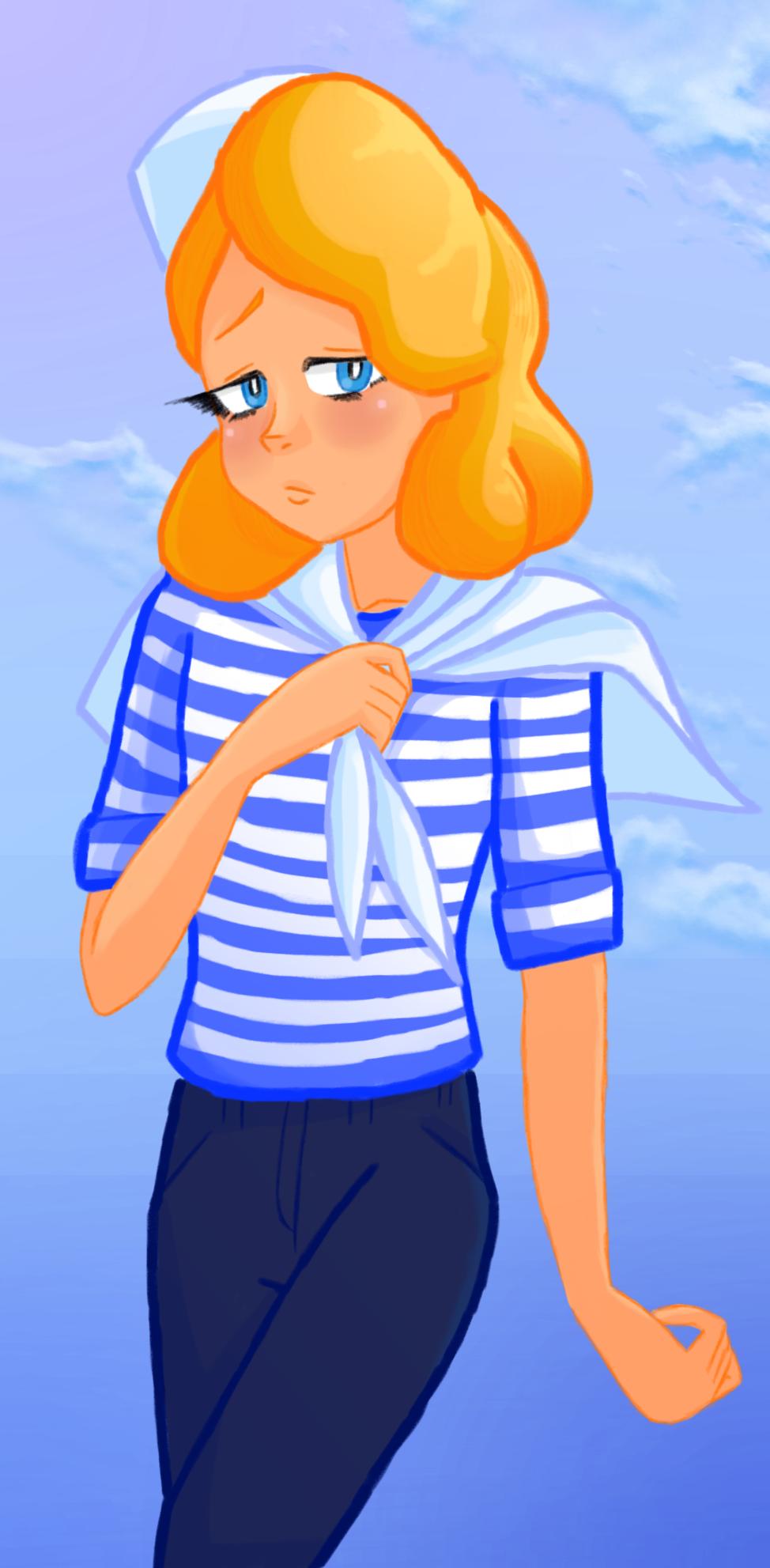 Most recent image: Sailor Horatio
