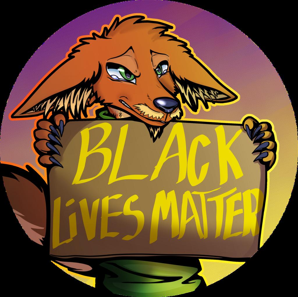 (Com) Black Lives Matter-Vinchenzothejackle