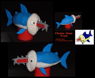 Chain-Saw Fish