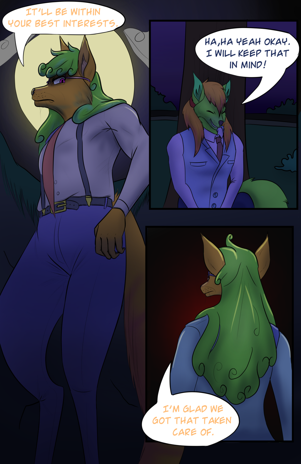 Tales from Quartersfield Keep Chp 3 Pg 10