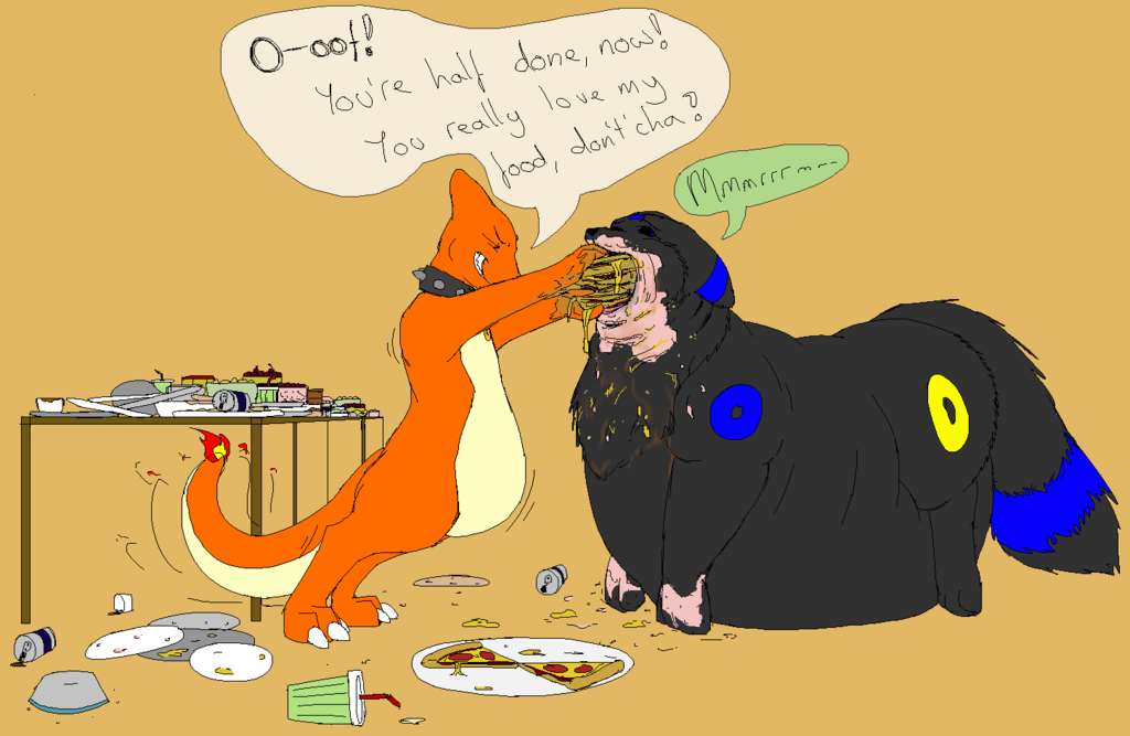 How to Properly Stuff an Umbreon: Part 6 - by IF