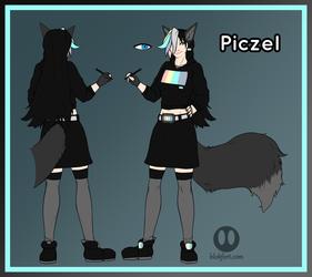 Piczel - Mascot Contest Entry
