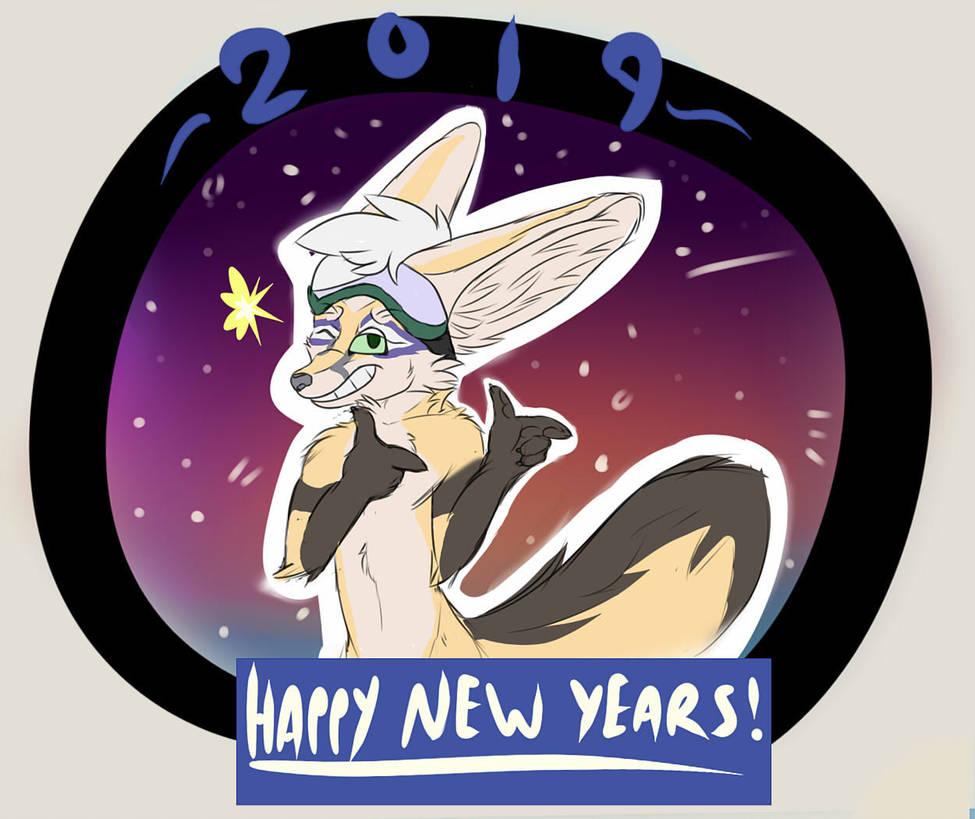 HAPPYYYYYYY NEW YEARS!