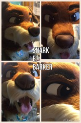Snark E. Barker for SALE at ANTHROCON!