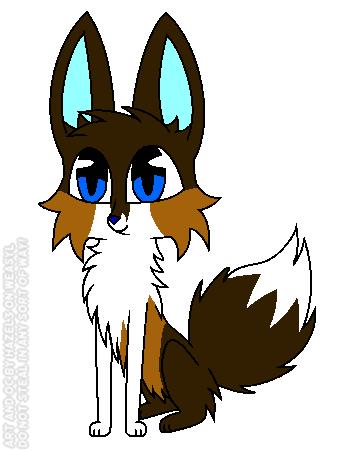Hazel is also a fox!