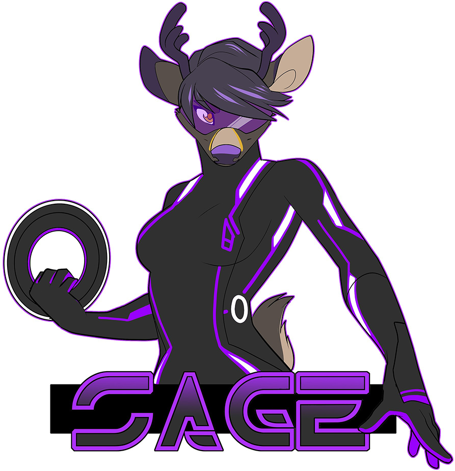 Trade - FE 2015 Sage Badge [TRON]