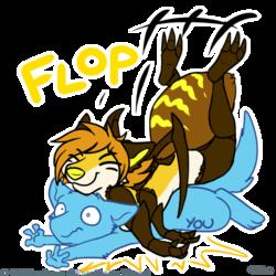 Spider Fox Flop~