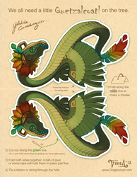 Quetzalcoatl for your Tree