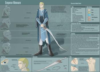 Emperor Himnare - Character Sheet