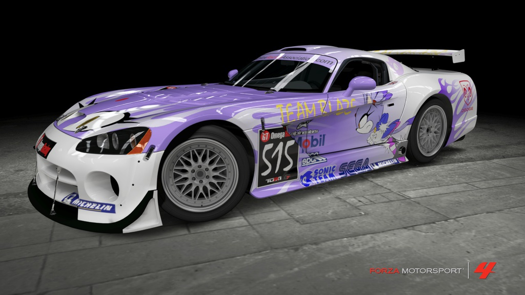 Team Blaze Racing Viper