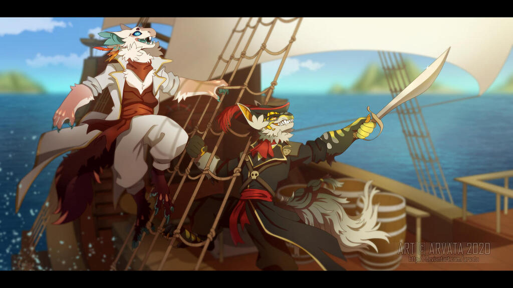 CM: Pirate's Life for Us
