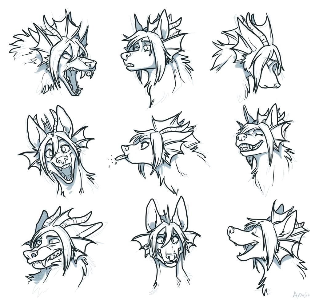 Crystalryuu Expressions