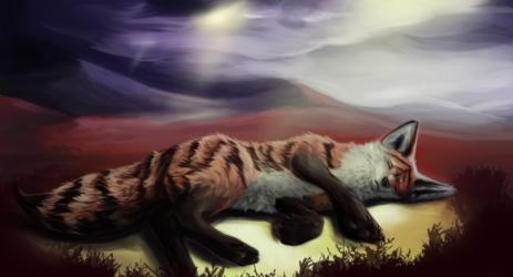 Verge - Art by Crannynoko