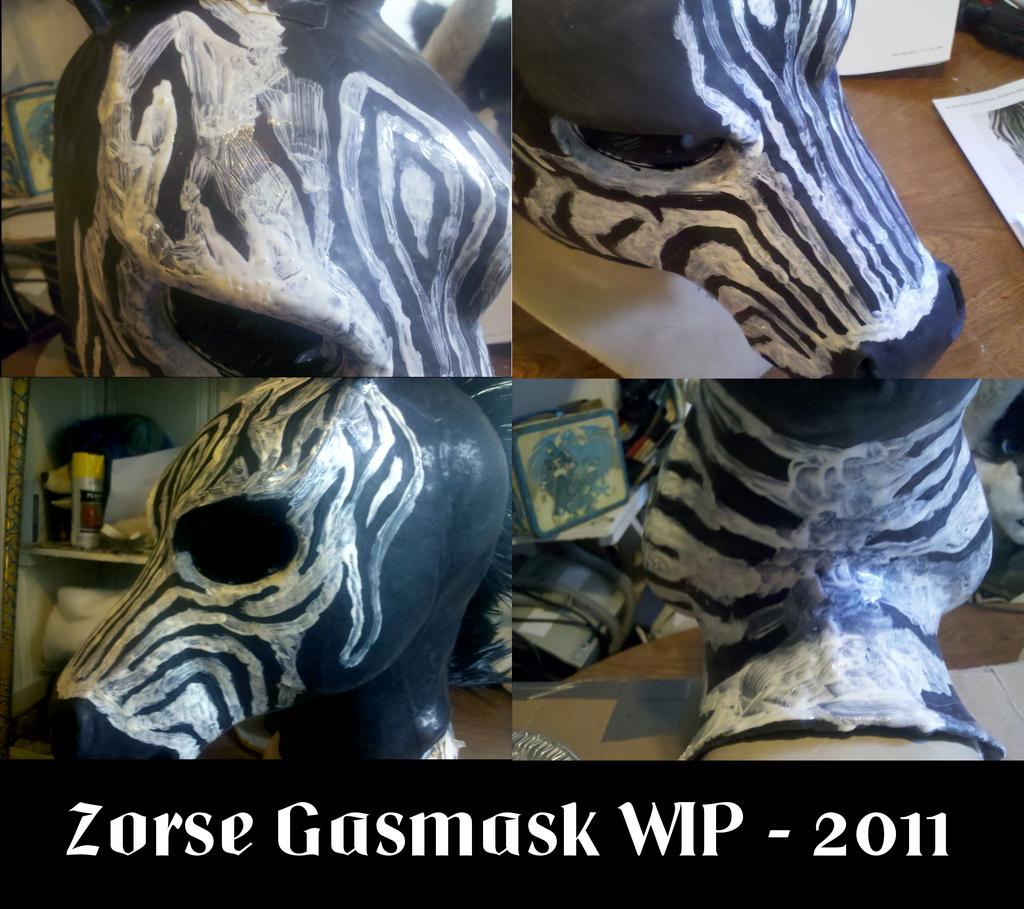 WIP 01 - Zorse Gas Mask (from Wildgasmasks)