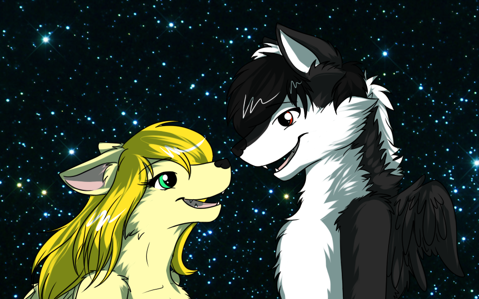 Staring Up At The Stars That Aren't There Anymore