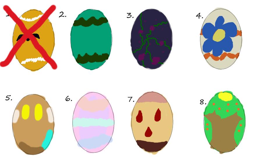 $3 egg adopts (7 left)
