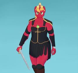 Big Mac: Warrior Princess