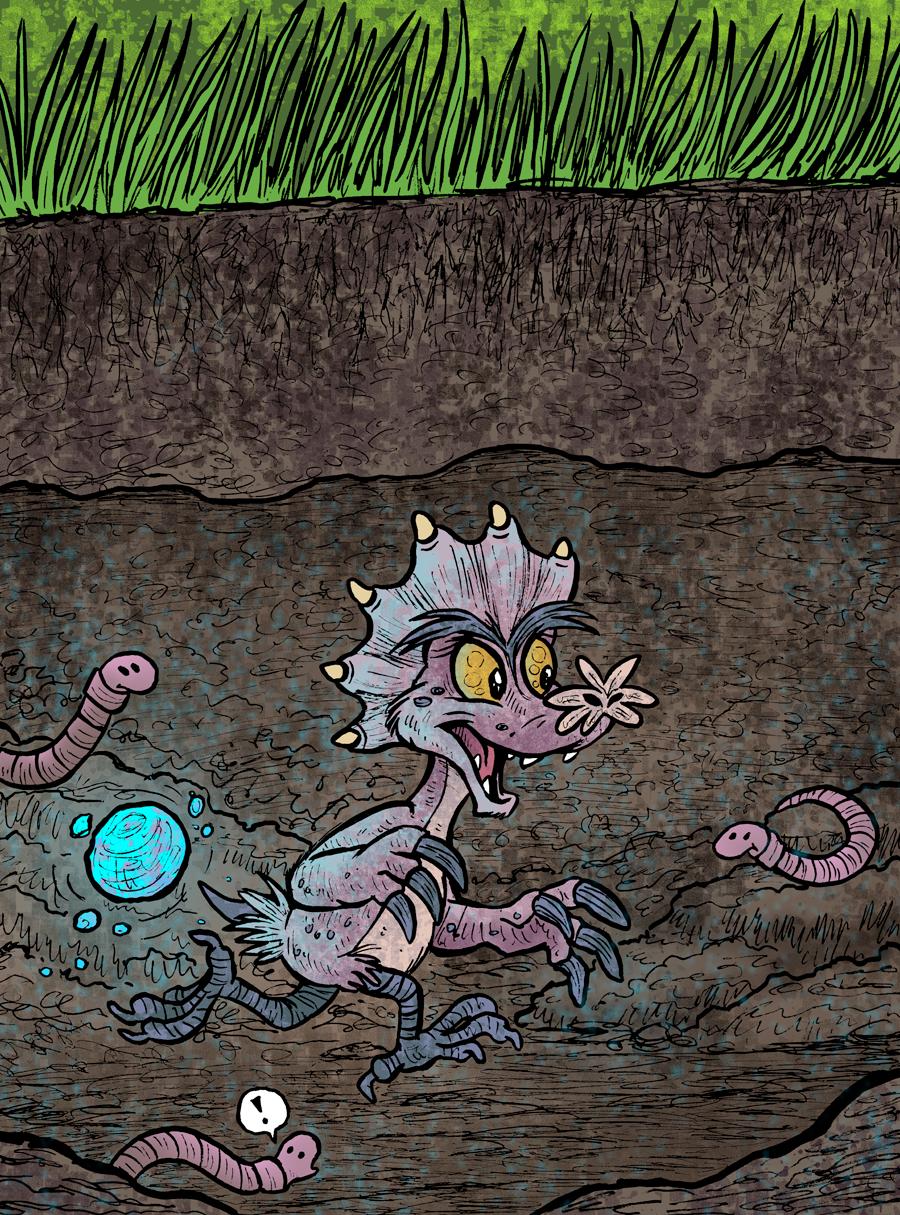 Subterranean Chicken