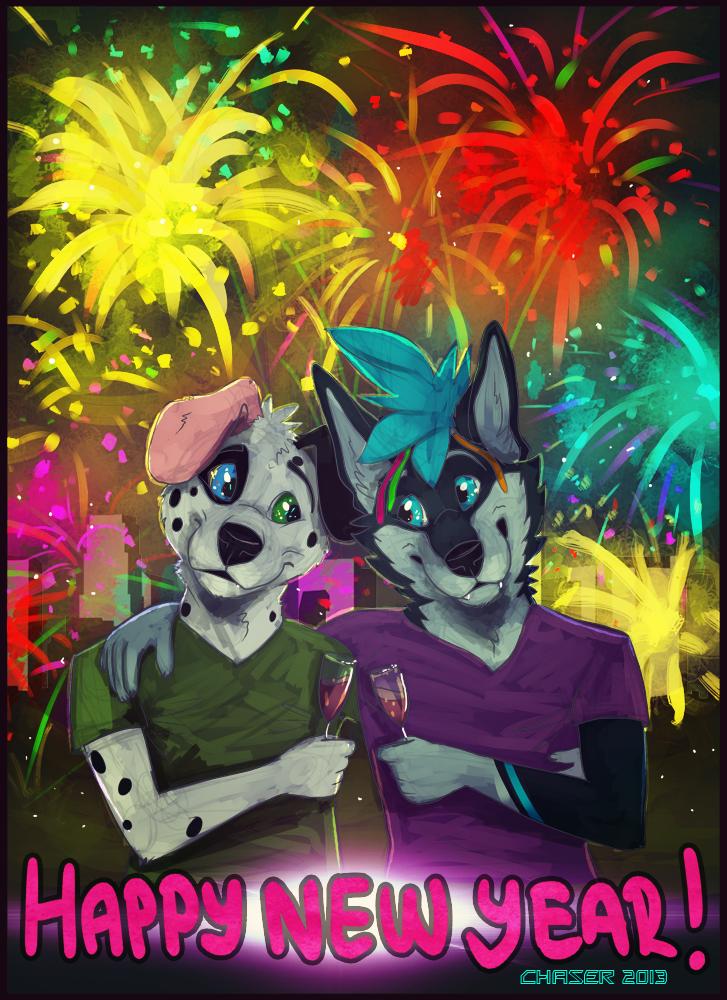 Happy New Year! 13/14