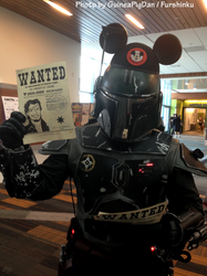 Mandalorian Bounty Hunter at FC2015