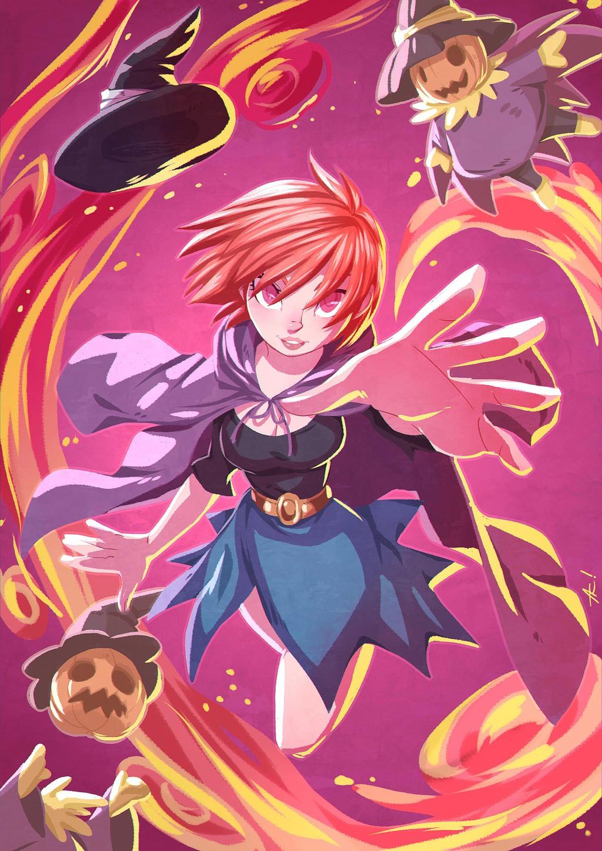 Kagura Witch