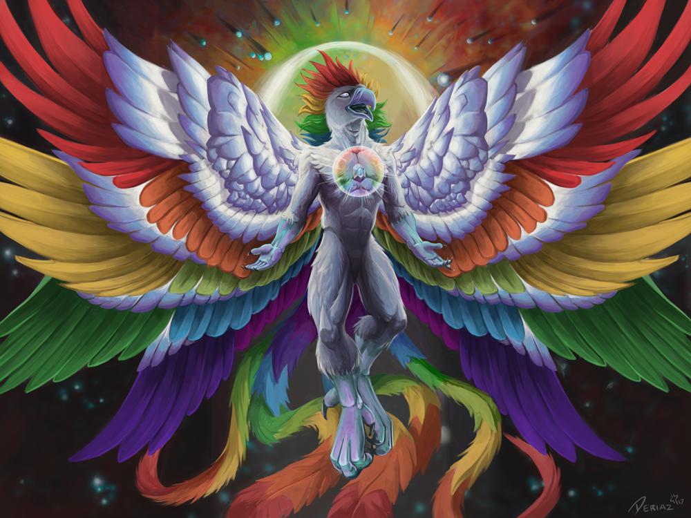 Most recent image: Crystal Phoenix